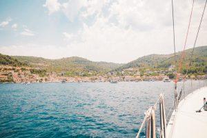 Hyra Segelbåt Kroatien
